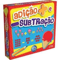 ADICAO E SUBTRACAO - ESCOLAR