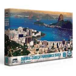 QUEBRA-CABECA CARTONADO RIO DE JANEIRO 1500PCS