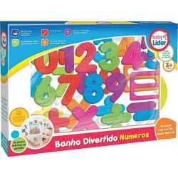 BANHO DIVERTIDO NUMEROS6