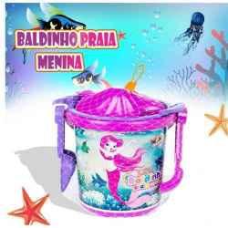 BALDINHO PRAIA MENINA 7 PCS