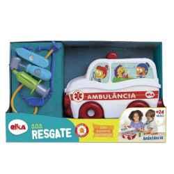 SOS RESGATE - AMBULA A NCIA