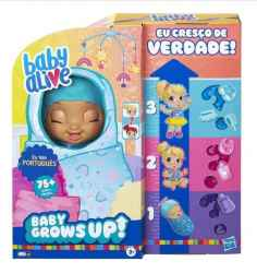 BABY ALIVE GROWS UP FELIZ E8199