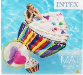 COLCHAO INFL PISCINA CUPCAKE 58770