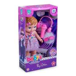 BABYS COLLECTION POP STAR MENINA