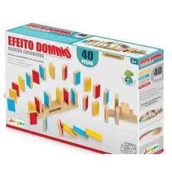 EFEITO DOMINO - 40 PECAS