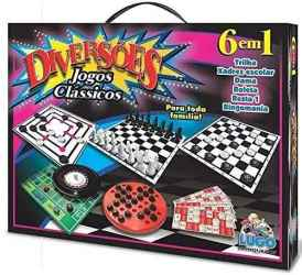 DIVERSOES CLASSIC 6 EM 1