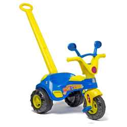 TRICICLO BABY MUSICAL VELOTROL