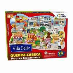 Q. CABECA GIGANTE - VILA FELIZ - 28 PCS