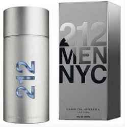 212 MEN NYC 100ML PERFUME