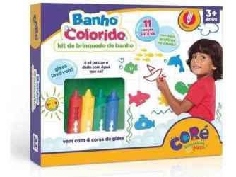BANHO COLORIDO