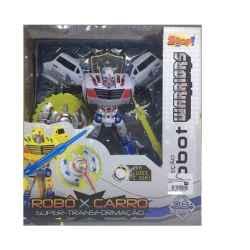 COLECAO ROBOT WARRIORS ZP00174