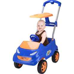 BABY CAR C/ ACESS. AZL/LJA