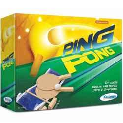 CONJUNTO DE PING-PONG SIMPLES