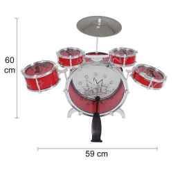 BATERIA MUSICAL BT-383