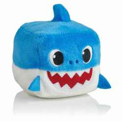 PELUCIA MUSICAL BABY SHARK CUBO